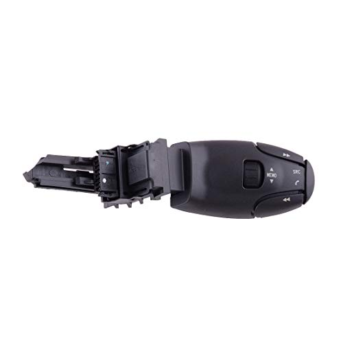 ciciTree Interruptor de control de audio de crucero para Peugeot 206 207 307 308 406 Citroen C5 C6 6242Z6 6242.Z6