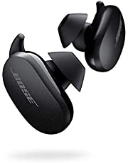 Bose QuietComfort Earbuds 完全ワイヤレスイヤホン ノイズキャンセリング マイク付 最長6時間+12時間 再生 タッチ操作 防滴 トリプルブラック ワイヤレス充電対応
