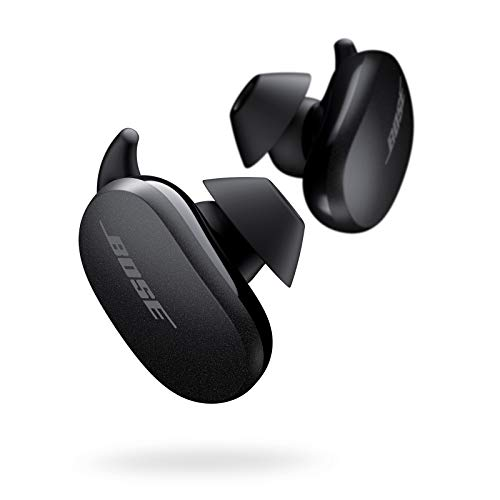 Bose QuietComfort Earbuds 完全ワイヤレス ノイズキャンセリング イヤホン トリプルブラック Bluetooth接...