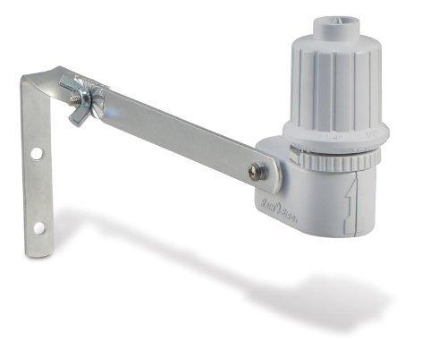 Rain Bird Sensore Pioggia RSD BEX, Bianco, Lunghezza: 16,5 cm Altezza: 13,7 cm