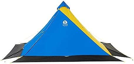 Sierra Designs 4 Season Mountain Guide Tarp - Lightweight & Durable, Summer/Winter Use Backpacking Tarp