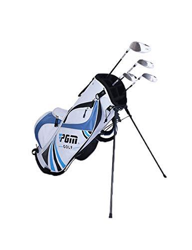 Sac de golf for dames Sports de plein air ultra-légers Sac de golf de grande capacité Sac à bandoulière large Peut être multicolore Résistant à l'usure Antidérapant Facile à porter Tubes de sac de gol