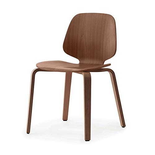 Normann Copenhagen My Chair Wood Stuhl 48 x 50 cm - walnuss