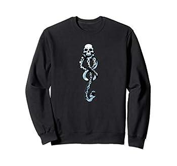 Harry Potter Voldemort Death Eater Tattoo Sweatshirt