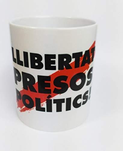 Desconocido Taza Llibertat presos polítics