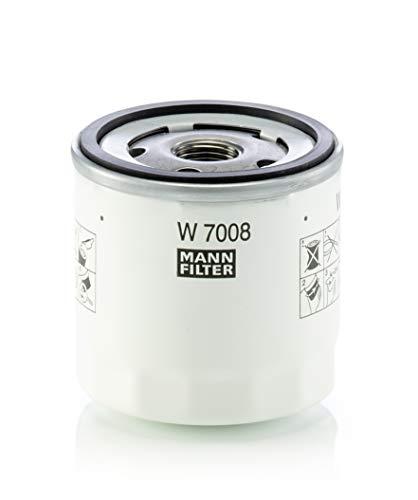 Original MANN-FILTER Ölfilter W 7008 – Für PKW und Nutzfahrzeuge