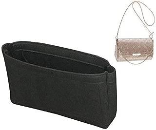 Favorite MM Purse Organizer Shaper, Liner Protector (Slim Design), Customizable Lining Tote Bag Insert Cosmetic Makeup Diaper Handbag
