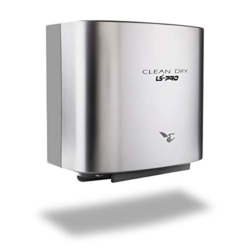 LS-PRO Automatic Hand Dryer for Commercial Bathrooms. High Speed Hot Air, Dry...