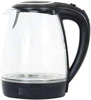 غلايه مياه سوكانى زجاج 2 لتر 2000 وات