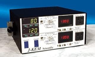CG-3210-03 - J-KEM Dual Temperature Controller, Apollo, Type K, Complete - J-KEM Dual Temperature Controllers, Chemglass - Each