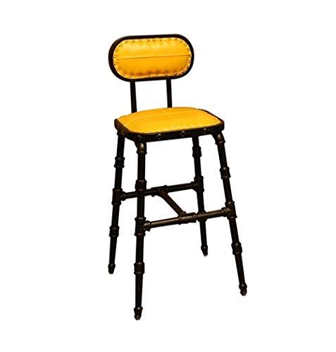 Barhocker Industrie Vintage Barhocker Eisen Kunst Theke Stuhl Küche Frühstück Esszimmer Stuhl Bar