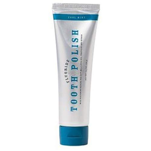 Melaleuca Whitening Tooth Polish Paste with Fluoride 3.8oz — Cool Mint