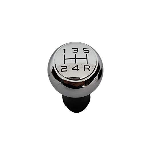 SXHNNYJ Manueller Schalthebel für das Auto-Getriebe VTS Sports Lever Handball, für Peugeot 106 206 306 406 107 207 307 407 Triumph C5 Senna C2