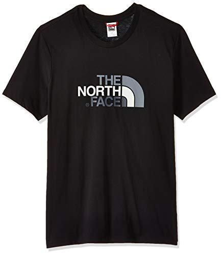 The North Face Easy T-Shirt de sport Homme Noir FR : L (Taille Fabricant : L)