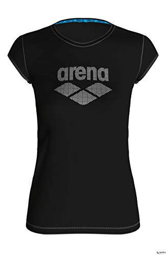 ARENA, Gym Logo, shirt voor dames