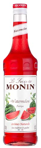 Monin WASSERMELONE-Sirup, 1er Pack (1 x 700 ml)