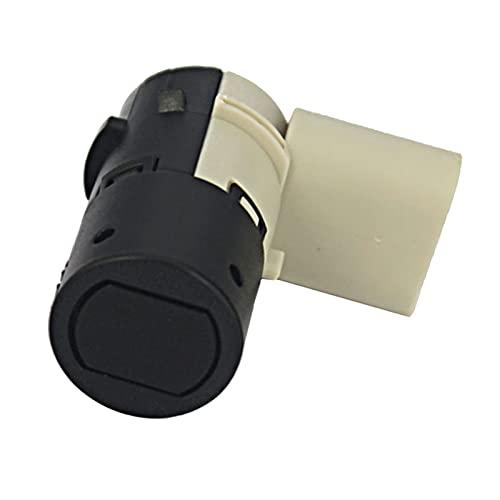 YJLLOVE YANGJIAOLIAN Coche Reversa Copia de Seguridad PDC ASIST ASSISTE Sensor Vehículo Reemplace el Ajuste Negro para Audi A2, A3, A4, A5, A6, A8 VW Sharan Galaxy