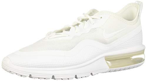 Nike Damen Air Max Sequent 4.5 Traillaufschuhe, Weiß (White/White 104), 40 EU