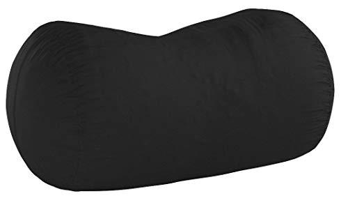 Big-Joe-Media-Lounger-Foam-Filled-Beanbag-Chair-Black