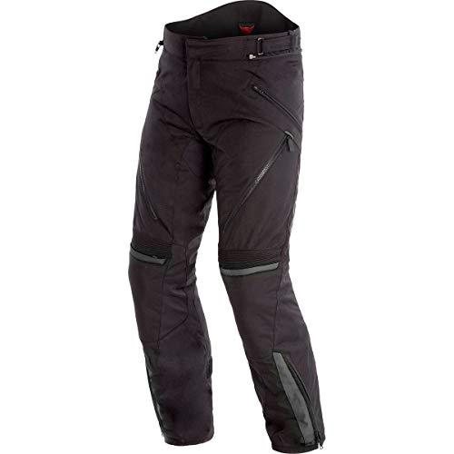 Dainese Tempest 2 D-Dry Pantalone moto tessile Nero/Grigio 50