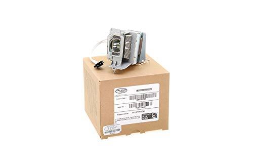 Alda PQ Profesional, Lámpara de proyector para OPTOMA EH416, lámpara de Marca con Carcasa