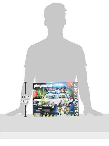 Achetez la Voiture Playmobil Ghostbusters Ecto-1 Véhicule - 9220 - 3