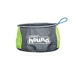 Kyjen collapsible dog hiking gear bowl