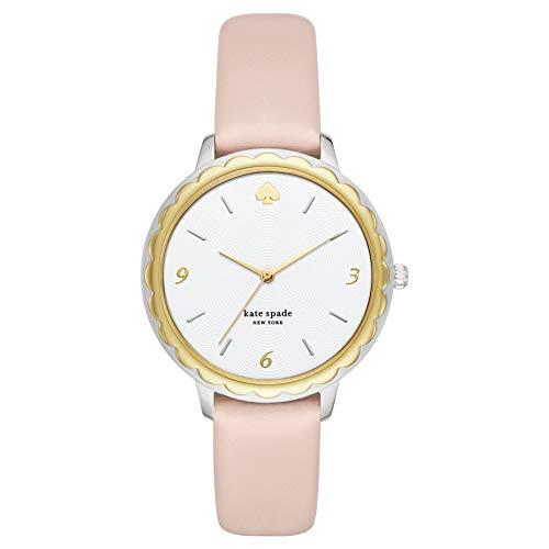 Kate Spade New York Morningside - Reloj analogico de Cuarzo en Dos Tonos para Mujer - KSW1507