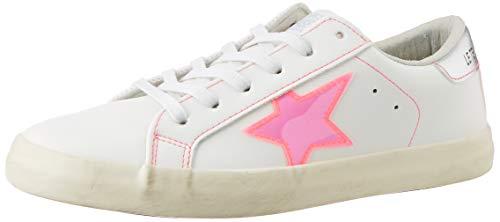 Le Temps des Cerises Damen City Sneaker, Neon Pink, 39 EU