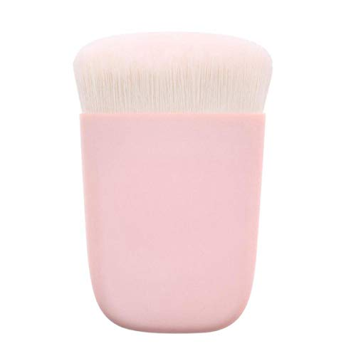 SNUIX Maquillage Pinceau Poudre Contour Brosses cosmétiques outil de beauté de maquillage, 1Pc (Couleur : Pink, Size : One Size)