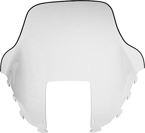 Polaris Windshield Indy 500 (Wedge Hood) 1989-1993 Std. 19.5 Smoke Snowmobile Part# 40-1235 OEM# 5431037, 5431118
