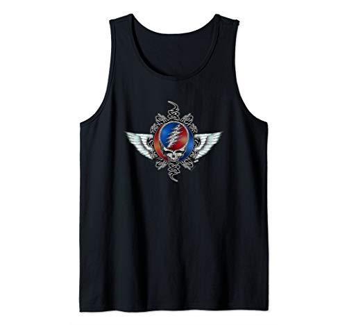 Wings - Not Fade Away Grateful Tortuga Apparel Tank Top