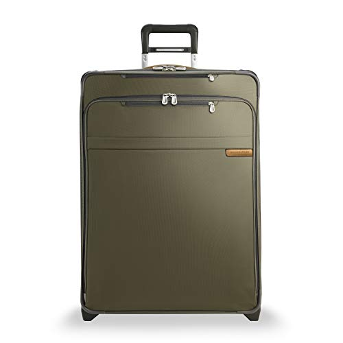 Briggs & Riley International Wide-body U121CXW-7, Koffer, Grün (Olive), S