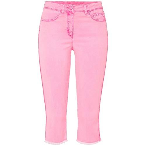 Marc Aurel Damen Caprihose Größe 34 EU Pink (pink)