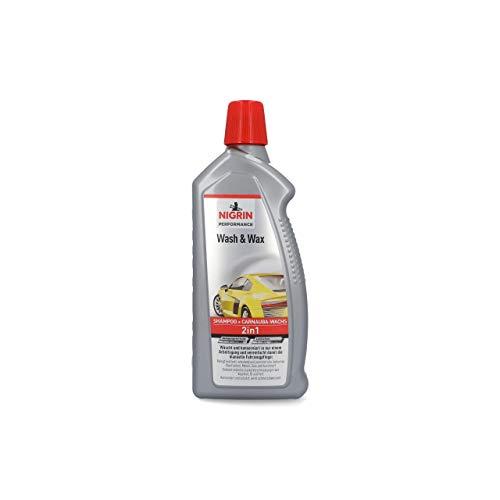 NIGRIN 73878 Performance Wash und Wax Turbo, 1 L