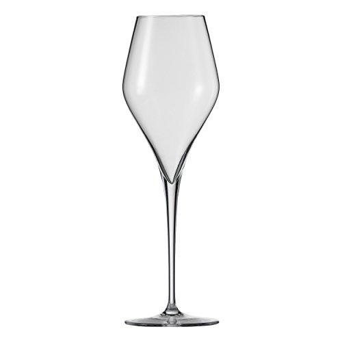 Schott Zwiesel FINESSE Sektglas, Glas, transparent, 24.5 x 17 x 24.9 cm, 6-Einheiten