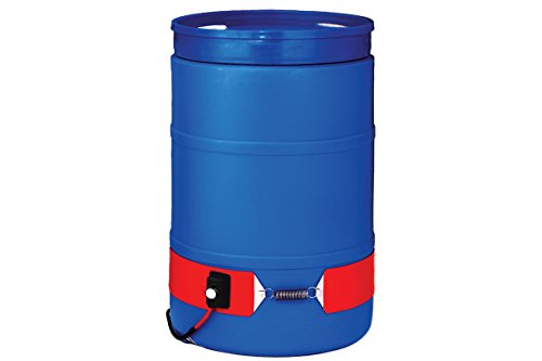 Lowest Price! BriskHeat DHCH15A Extra Heavy-Duty Drum/Pail Heaters (DHCH/DPCH), Silicone Rubber