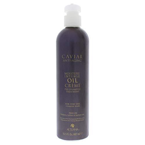 Alterna Caviar Anti-Aging Moisture Intense Oil Creme Pre-Shampoo Treatment, 16.5 fl. oz. by Alterna
