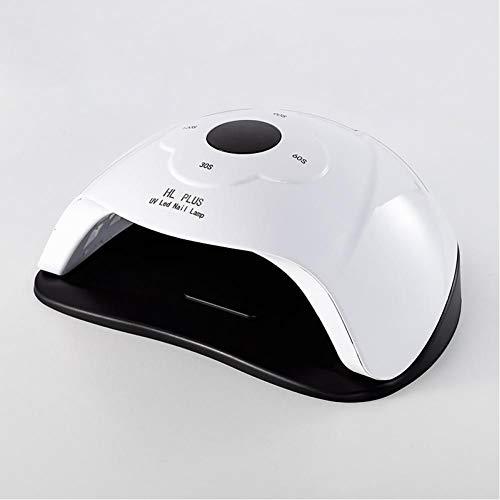 CNKN Nail Dryer 45 Pcs LEDs 90W UV Lamp Curing UV Gel Nail Polish with Motion Sensing LCD Display