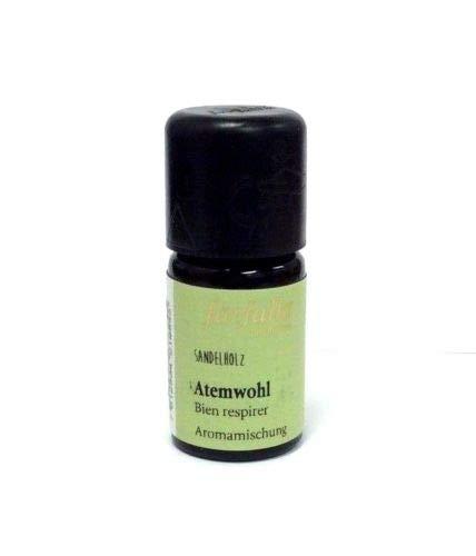 Farfalla Aromamischung Atemwohl Sandelholz 5 ml ätherische Ölmischung