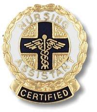 Certified Nursing Assistant Emblem Pin