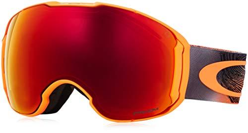 Oakley Herren Schneebrille Airbrake XL Mystic Flow Neon Orange