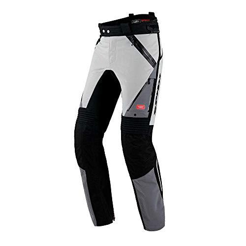 Spidi Globetracker Motorrad Textilhose XXL Schwarz/Grau