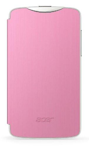 Acer Flip Cover für Acer Liquid Z3 pink