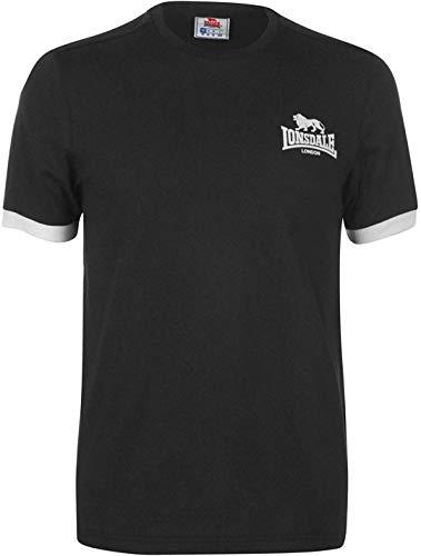 Lonsdale Hombre Small Logo Camiseta Manga Corta