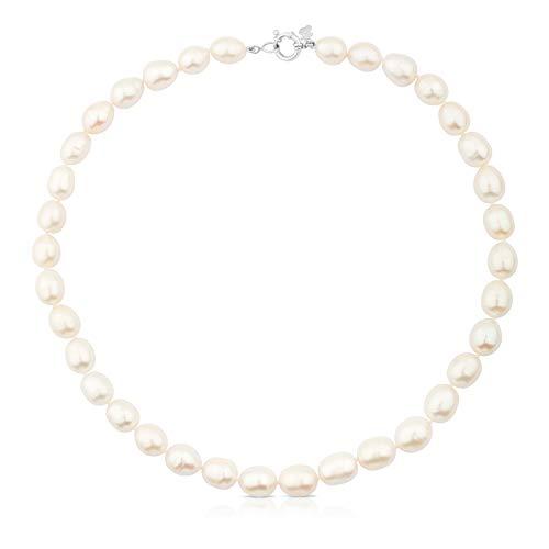 TOUS Damen Perlenketten Silber - 617092530