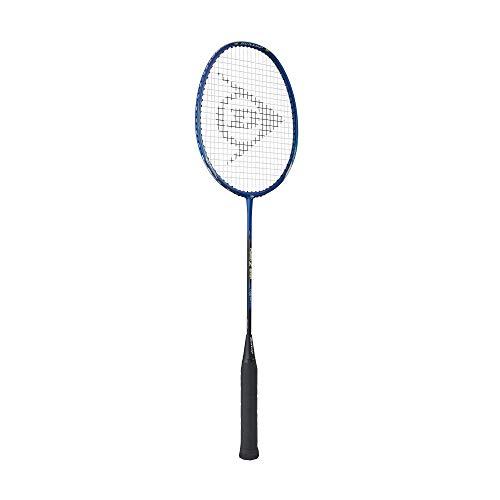 Dunlop Sports Fusion Z3000 Badmintonschläger, Blau/Grau