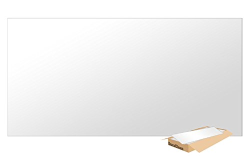 uDecor Duraclean Smooth White Ceiling Tile (2' x 4') 10 Pack