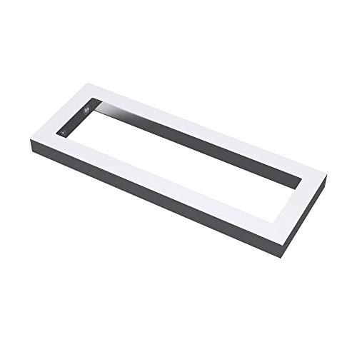 Sogood 45x3x15 cm rostfreie Edelstahl Wandkonsole/Wandhalter WH01 Träger Regalträger Regalhalter (1 Stück)