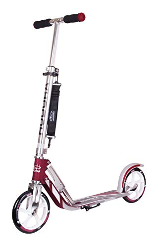 HUDORA 14764 - Big Wheel 205, magenta / silber